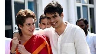 रेहान वाड्रा कांग्रेस के अगले राजकुमार!