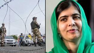 Malala के पड़ोस में 3 'कश्मीर' हैं, उन्हें वे क्यों नहीं दिखे?