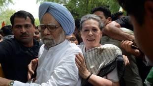 चिदंबरम से तिहाड़ में मिलकर सोनिया गांधी ने बीजेपी को चुनावी मुद्दा दे दिया