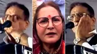 जया प्रदा ने पकड़े आजम खान के 'घड़ियाली आंसू' !