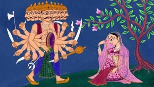 दशहरा 'फैशन': राम में कमी ढूंढना, रावण को महान बताना