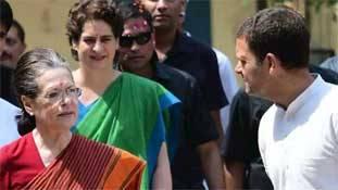 सोनिया-राज में कांग्रेस का बिखराव राहुल-राज से ज्यादा गंभीर