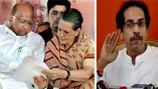 Maharashtra govt में साझेदारी को लेकर दोराहे पर खड़ी है कांग्रेस