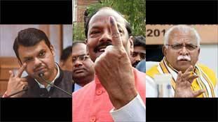Jharkhand election results में BJP का 'बाहरी' CM वाला प्रयोग फेल
