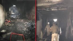 दिल्ली में लगी आग से पैदा हुआ हैं ये 5 सवाल !