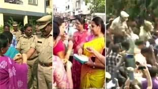 Hyderabad encounter: तस्वीरों ने बता दिया कि Hyderabad Police ने अपना खोया भरोसा वापस पा लिया है