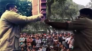 CAA protest के हल्ले में पुलिस को विलेन घोषित करने से पहले रुकिए...