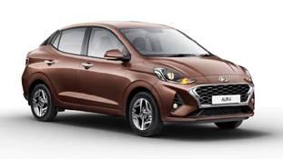 Hyundai Aura price और इंजन भारी है मारुति और होंडा की कारों पर