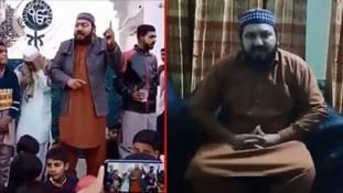 ननकाना साहब को 'मस्जिद' में बदल देने का नारा देने वाला आज हाथ जोड़ रहा है!
