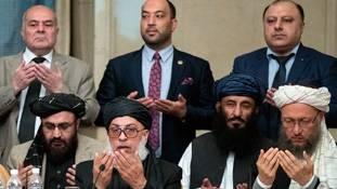 US-Taliban peace deal: अमेरिका-ट्रंप का सरेंडर है, भारत के लिए नए चैलेंज की शुरुआत