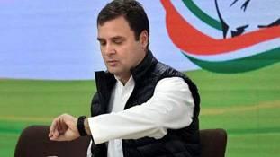 Rahul Gandhi का कांग्रेस के भीतर समय खत्म!