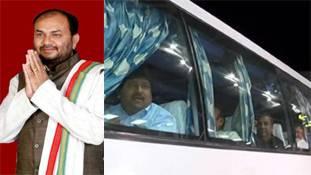 कांग्रेस MP में कोरोना कार्ड खेलती रही और BJP ने गुजरात-कांड कर दिया
