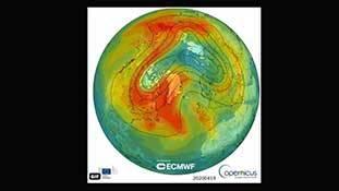 Ozone hole healed: आसमान ने अपनी तीसरी आंख बंद कर ली है!