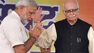 Ram Mandir Bhumipujan: आडवाणी के सारथी रहे मोदी आज कृष्ण की भूमिका में!