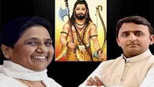 Mayawati vs Akhilesh Yadav: मेरी मूर्ति, तेरी वाली मूर्ति से बड़ी होगी बबुआ!