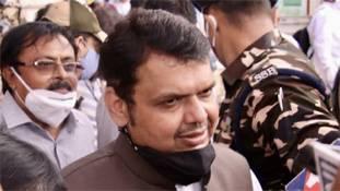 देवेंद्र फडणवीस बिहार चुनाव प्रचार के लिए रवाना, इधर उद्धव सरकार में तो नहीं?