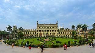 Lucknow: शहर की नफ़ासत-नजाकत की गवाह तस्वीरें