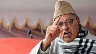 Farooq Abdullah क्या इसी बेशर्मी से भारत के खिलाफ जहर उगलते रहेंगे?