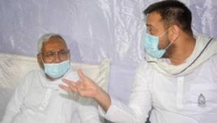 तेजस्वी की लोकप्रियता में इजाफा यानी नीतीश कुमार रिस्क जोन में दाखिल हो चुके हैं!