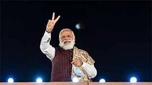 बिहार चुनाव परिणाम से समझिए मोदी फैक्टर की ताकत