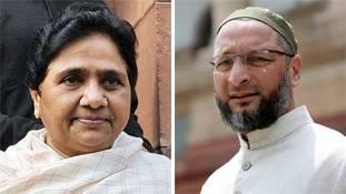 ओवैसी-मायावती यूपी में भी BJP के साथ बिहार जैसा ही फ्रेंडली मैच खेलेंगे!