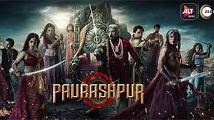 Paurashpur Review: सेक्स सीन ढंक नहीं पाए बर्बाद स्टोरीलाइन, और एक अच्छी Web Series की लंका लग गई
