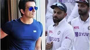 टीम इंडिया के खेवनहार भी सोनू सूद ही, क्या बचा पाएंगे आस्ट्रेलिया से!