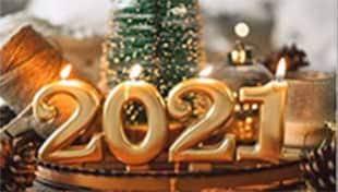बस इतनी है दुआ, साल 2021 नयी उम्मीदें और उजाला लेकर आये...