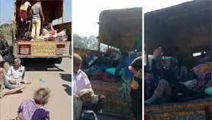 इंदौर नगर निगम ने बुजुर्गों के साथ जो किया वह नीच, क्रूर और आपराधिक है!