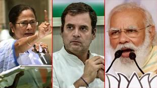 राहुल गांधी केरल और बंगाल के बीच उत्तर-दक्षिण से ज्यादा उलझे गए
