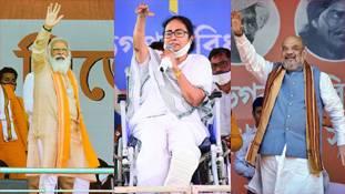ममता बनर्जी की चोट पर पीएम मोदी मरहम क्यों लगा रहे हैं?