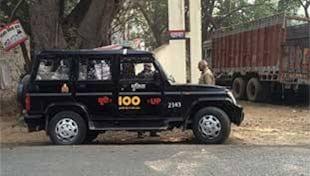 सच में कमाल है यूपी पुलिस, कोतवाली से अपनी ही गाड़ी चोरी करा बैठी!
