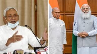 नीतीश के नये 'मांझी' RCP सिंह ने मझधार में फिर फंसा दी है JDU की नैया!