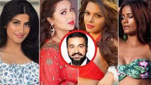 चार महिलाएं, जिन्होंने राज कुंद्रा की 'लंका' लगा दी है!