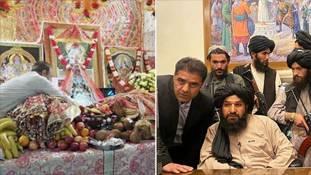अफगानिस्तान के आखिरी मंदिर के आखिरी पुजारी की आखिरी ख्वाहिश