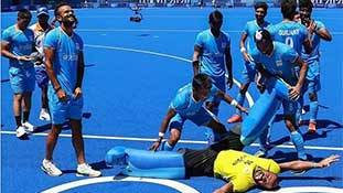 ओलंपिक हॉकी में भारत की कामयाबी के पीछे है खिलाड़ियों की अनजान परी-कथा