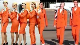 इस एयरलाइन की महिला कर्मचारियों को सलाम कीजिये, जिन्होंने कामुकता की जगह सादगी चुनी