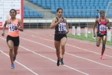 Aishwarya Mishra participate in Women s 400 mm
