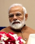 Narendra Modi clicked during CSIR's Shanti Swarup Bhatnagar Prize for Science and Technology
