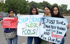 Awareness for Climate Change