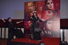 Mumbai  Actors Alia Bhatt and Varun Dhawan perform at the song launch of their upcoming film  Kalank  in Mumbai  on March 22  2019  Photo  IANS