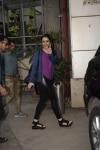 Mumbai  Actress Shraddha Kapoor seen at Mumbais Andheri  on Feb 5  2019  Photo  IANS