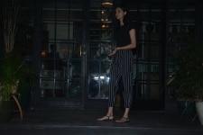 Mumbai  Actor Chunky Pandeys daughter Ananya Pandey seen at a club in Mumbais Juhu  on Feb 6  2019  Photo  IANS