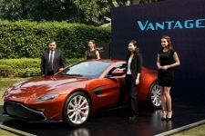 Aston Martin Car Launch