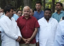 Last Respect to Former Chief Minister of the Delhi  Madan Lal Khurana