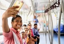 New Metro Line in New Delhi