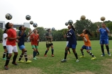 Football Players in New Delhi