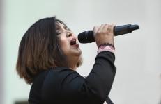 Megha Sriram Dalton at India Today Sahitya Varshiki Rachna Utsav