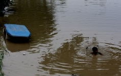 Water Level in Ymauna Rises