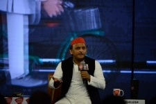 Akhilesh Yadav speaks at the India Today Conclave 2019